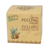 Argan-Aloe Crema Peeling, 100 ml