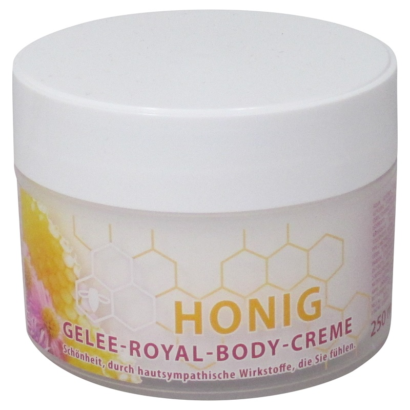 body cream honig gelee royal 250 ml. Black Bedroom Furniture Sets. Home Design Ideas